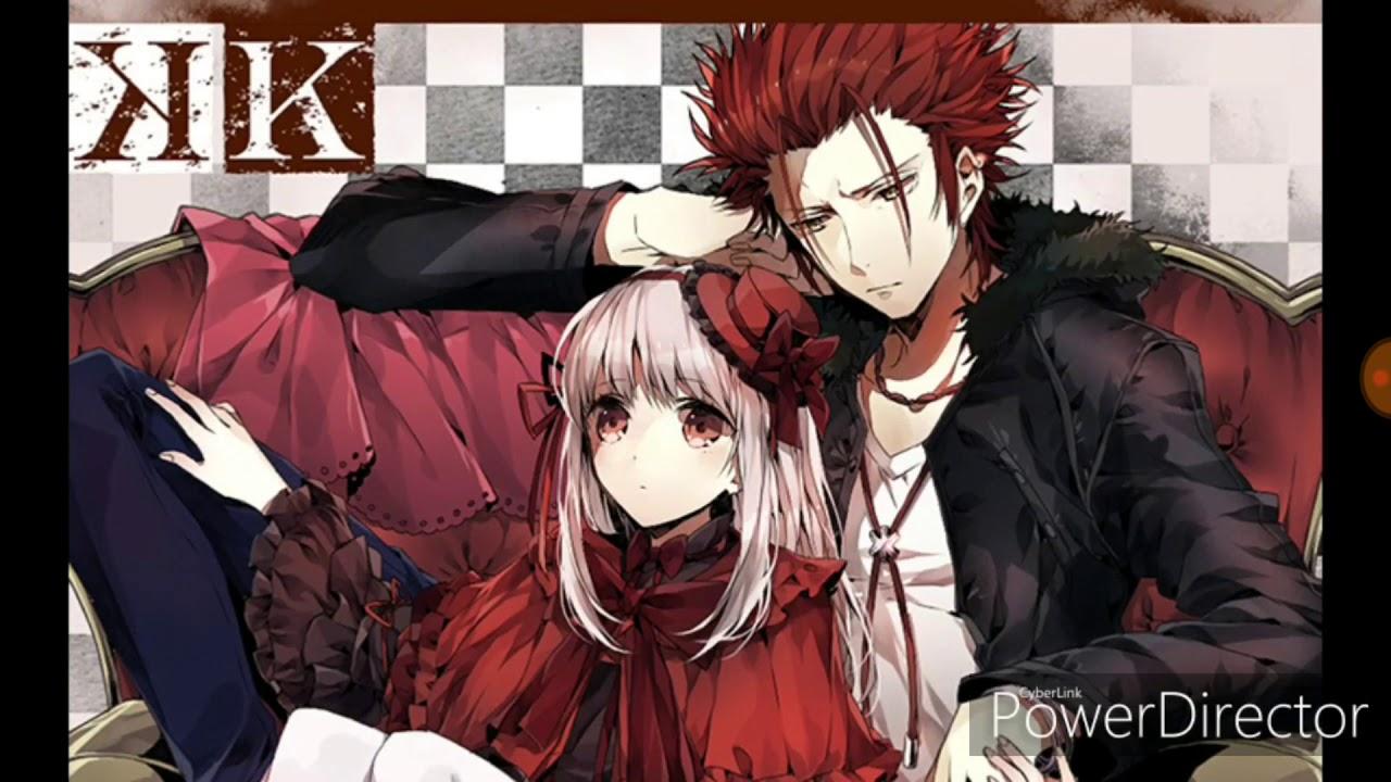 ani-mp3: K OP angela - KINGS