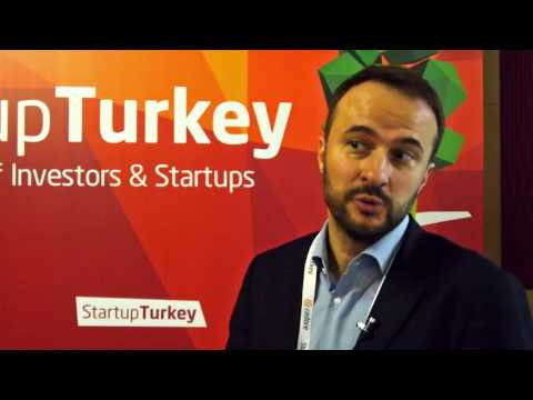 Kıvanç Onan - PayPal Region Manager - Startup Turkey 2016 review