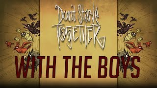 Don't Starve Together | Cracking Open Some Meatballs with the Boys