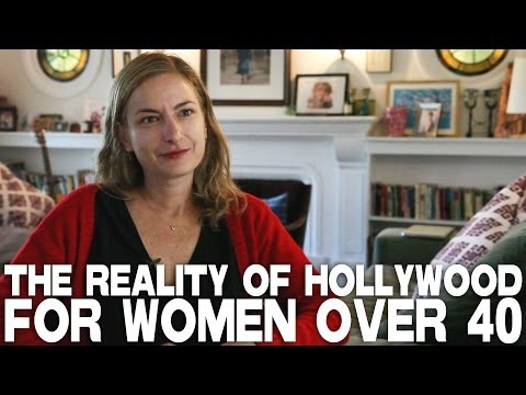 The Reality Of Hollywood For Women Over 40 by Zoe Cassavetes