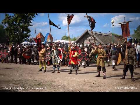 Wolin Bitwa – XXIII Festiwal Słowian i Wikingów 2017