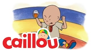 Caillou - Caillou at Daycare  S01E07  Cartoon for Kids