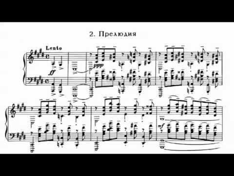 Rachmaninoff Prelude Op 3 No 2 in C# Minor Rachmaninoff