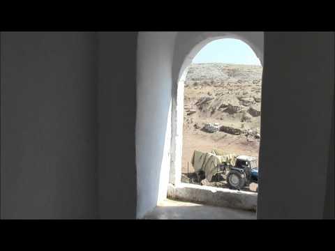 A visit to Nabi Musa 15/03/14