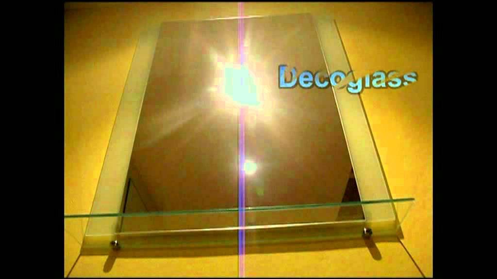 Espejo estante o repisa de 06 youtube for Espejo 8 aumentos