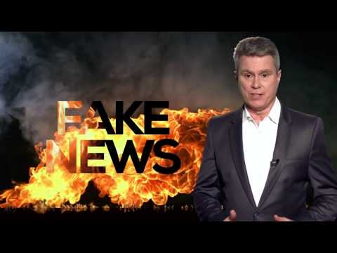 """Fake News & the Death of Mainstream Media - The """"Post-Truth"""" Age"""