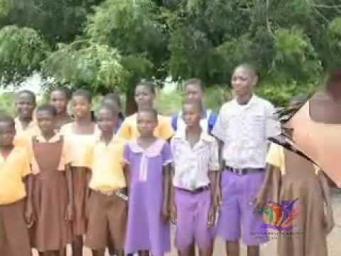 Visit to Lassivenu and Bla (North Tongu District) in Volta Region
