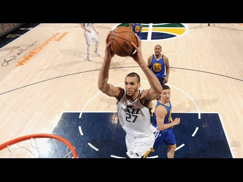 2017 NBA Awards: Most Improved Player of the Year Nominee: Rudy Gobert