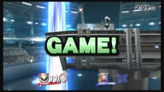 Super Smash Bros Wii U - Fatal Banana