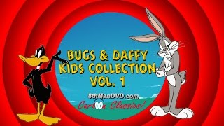 BUGS BUNNY & DAFFY DUCK KIDS COLLECTION 1 | Looney Tunes & Merrie Melodies | Cartoons for Children