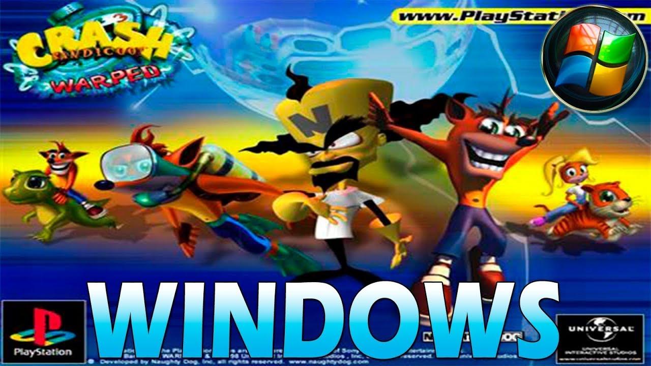 تحميل لعبة crash bandicoot 2 للكمبيوتر