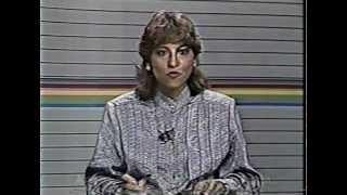 Jornal da Bandeirantes -  Noite Oficial dos OVNIs em 1986