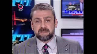 Flash tv Kapanış anı Gökhan TAŞKINın son konuşması