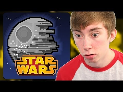 STAR WARS: TINY DEATH STAR (iPhone Gameplay Video)