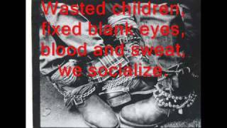 White Trash 2nd Generation With Lyrics