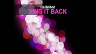 Sing It Back Reunited