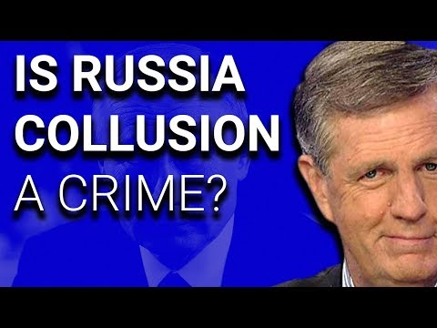 Get Ready: Conservatives Saying Trump Collusion with Russian Not a Crime