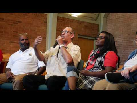 It's Called Slavery Not Mass Incarceration!  - Max Parthas speaks