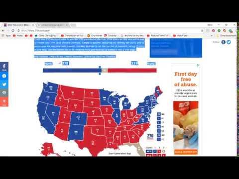 Election Prediction 2020 | Kamala Harris vs Donald Trump