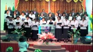 Cry Out and Shout (Deeper Life Bible Church Washington DC Choir)
