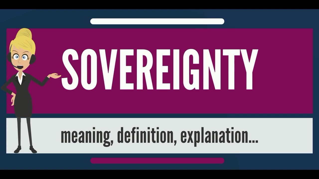 What is sovereignty 48