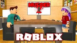 THE IMPORTANT MEETING!! | Roblox Murder Mystery 2 w/ RadioJH Games!