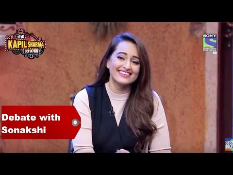 The Kapil Sharma Show - Debate with Akira Sonakshi Sinha Mp3