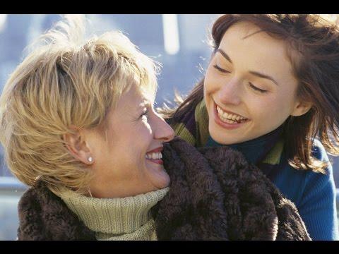 знакомство со взрослой дочерью мужа
