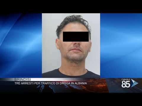 23 Luglio 2019   Brindisi   Tre Arresti Per Traffico Di Droga Con L Albania