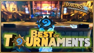 Hearthstone - Best of Tournaments - Funny and lucky Rng Moments