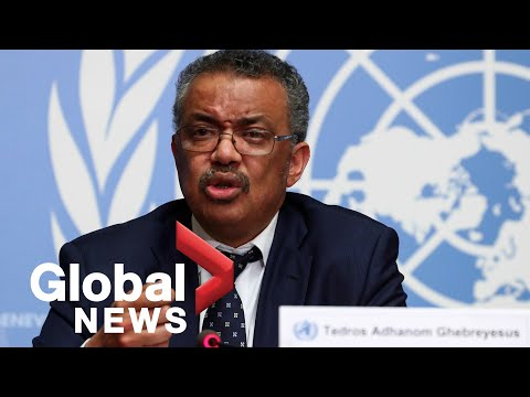 Coronavirus Outbreak: World Health Organization Update As New Cases Drop Below 400 | FULL