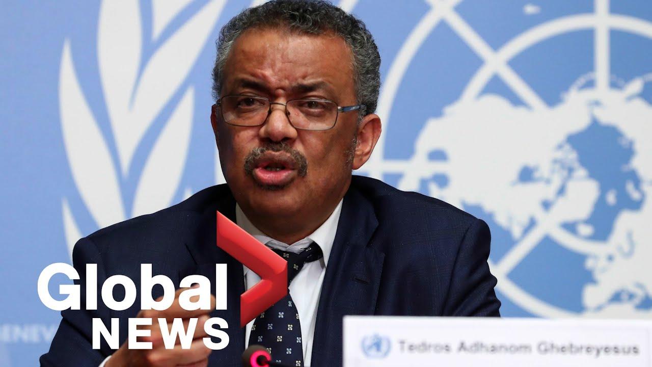 Coronavirus outbreak: World Health Organization update as new cases drop below 400   FULL