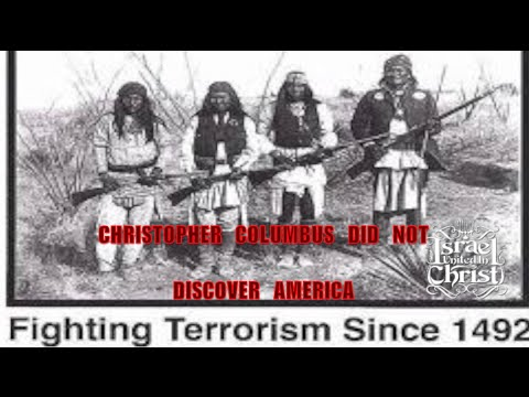 The Israelites: Christopher Columbus did not Discover America!!!!