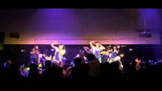 4/25に渋谷WOMBでおこなわれたALLOVER(オールオーバー) のお披露目イベ...