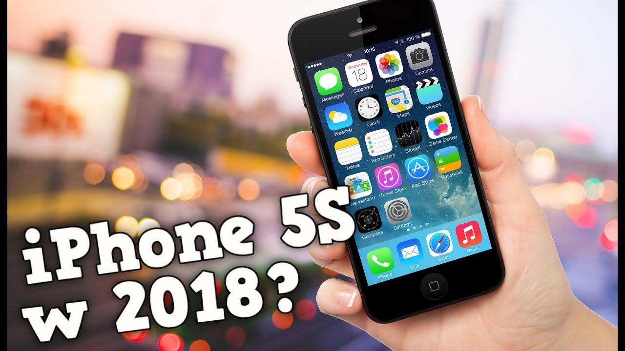 iPhone 5S – Czy warto kupić w 2018? | AppleNaYouTube