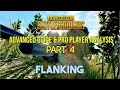 PUBG: Tips, Tactics & Pro Player Analysis Pt. 4 Flanking Ft. Shroud, Chappie & Viss  (Xbox/PC)