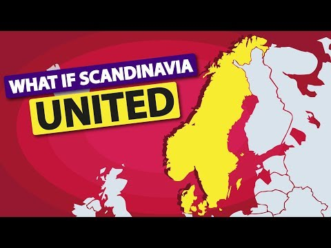 What if Scandinavia United? How Powerful Would It Be?