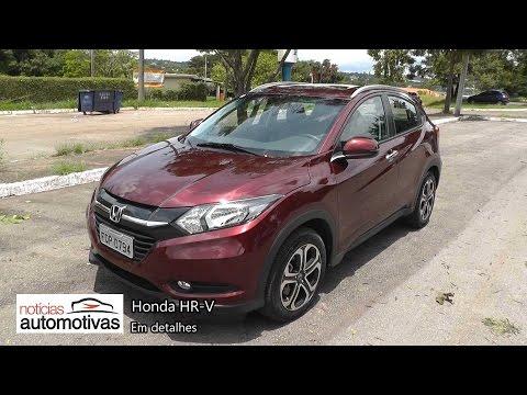 Honda HR-V - Detalhes - NoticiasAutomotivas.com.br