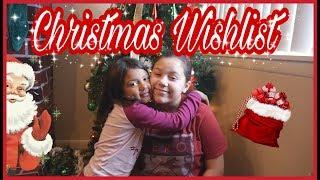 CHRISTMAS WISHLIST 2018 | VLOGMAS DAY 8