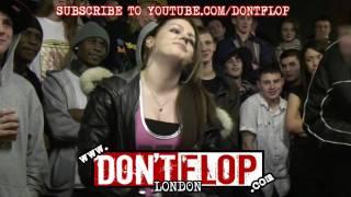 DON'T FLOP - Rap Battle - Menace Vs Dekay