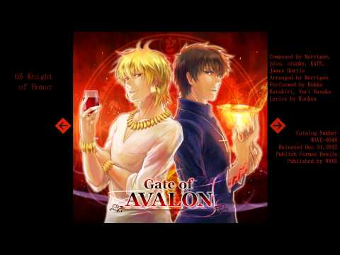 【WAVE】Gate of AVALON (C83/2012)【Doujin FATE Soundtrack Arrangement Album】