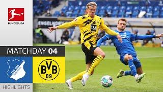 TSG Hoffenheim - Borussia Dortmund | 0-1 | Highlights | Matchday 4 – Bundesliga 2020/21