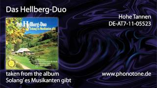 Das Hellberg-Duo - Hohe Tannen