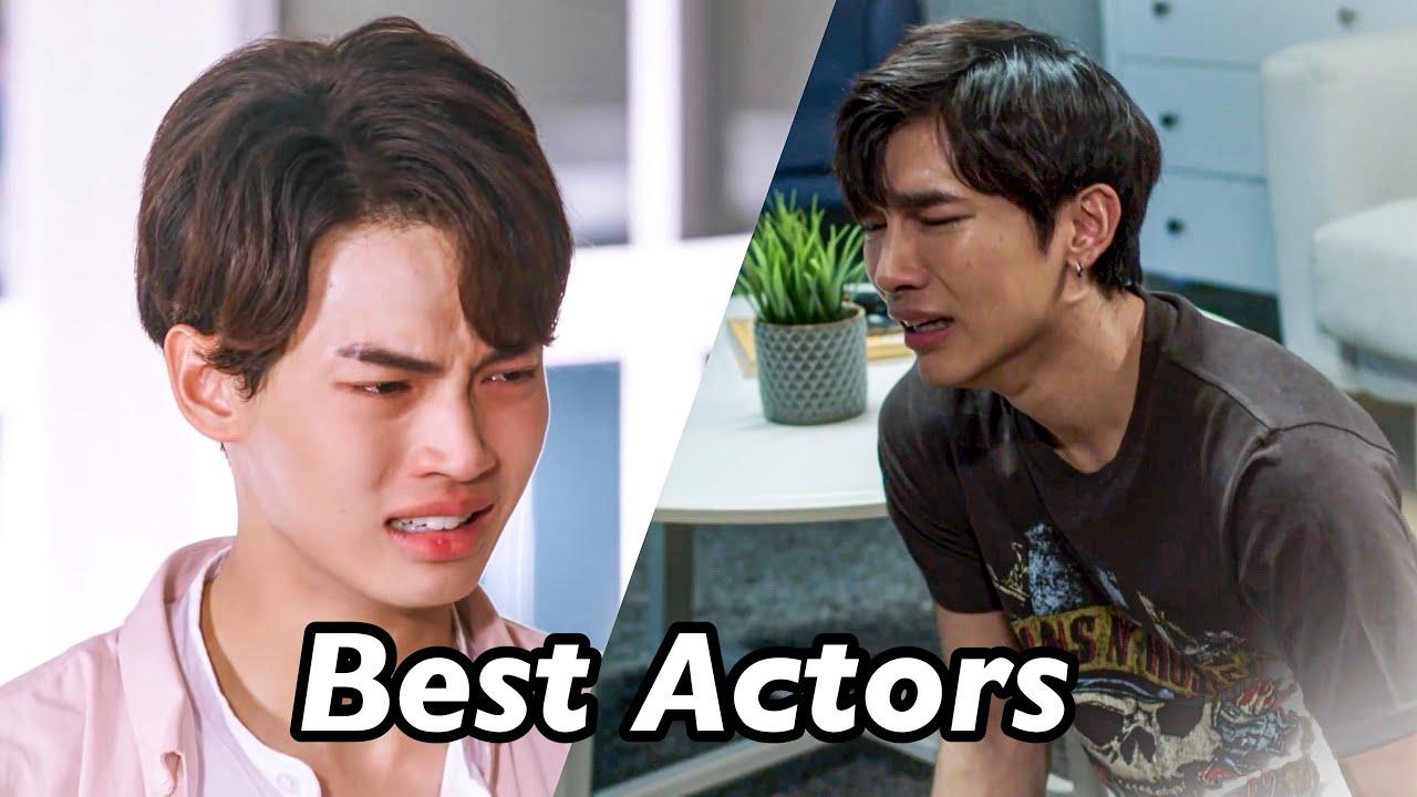 10 best actors in thai bl dramas