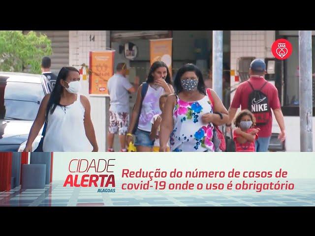 Máscaras: Estudo aponta redução do número de casos de covid-19 onde o uso é obrigatório
