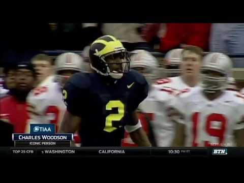 Iconic Person: Charles Woodson