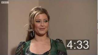 Holly Valance Interview - Five Minutes With...