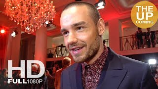 Fifty Shades Freed: Liam Payne farewell interview at premiere