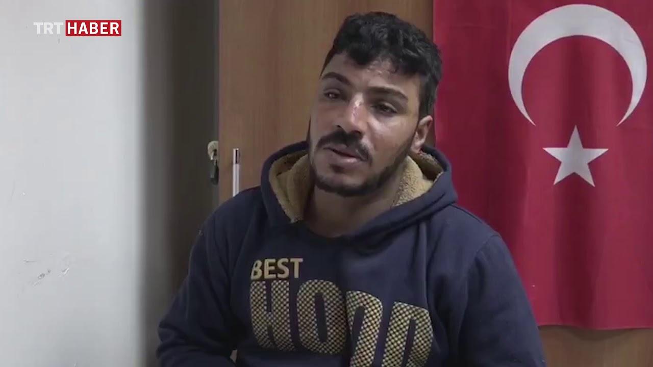 ''Beni zorla Türkiye'ye karşı savaşmaya zorladılar''