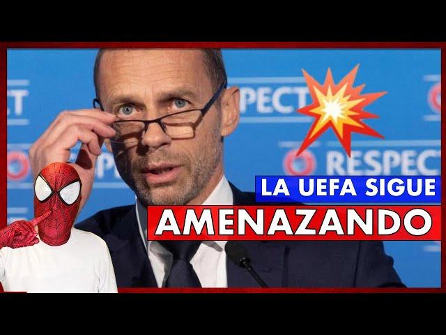 SIGUEN CAGANDOLA🤬😨 ATENCIÓN AL ULTIMO ERROR de la UEFA